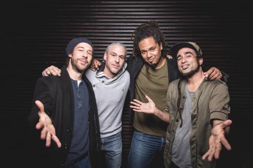 Klub Kartell: Dellé, Ganjaman, Jahcoustix und Sebastian Sturm
