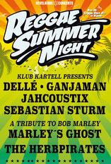 20. Reggae Summer Night