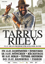 Tarrus Riley feat. Dean Fraser